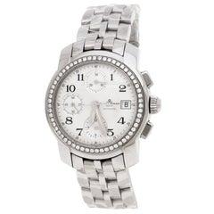 White Stainless Steel Diamond Capeland MV045216 Women's Wristwatch 35MM