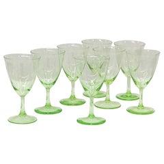 White Wine Glasses by K.P.C. de Bazel, D Service, 1917