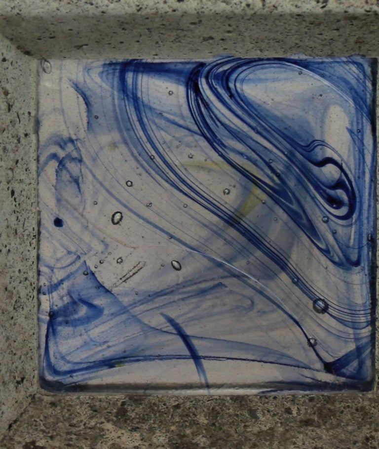 Whitefriars Glass Brick In Good Condition For Sale In London, GB