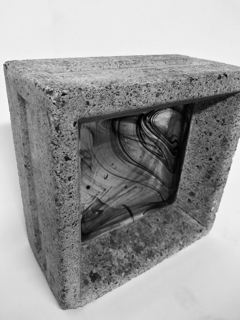 Art Glass Whitefriars Glass Brick For Sale