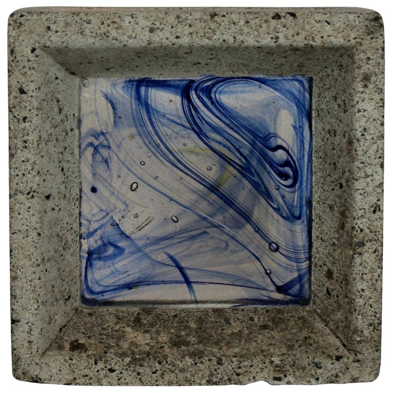 Whitefriars Glass Brick For Sale