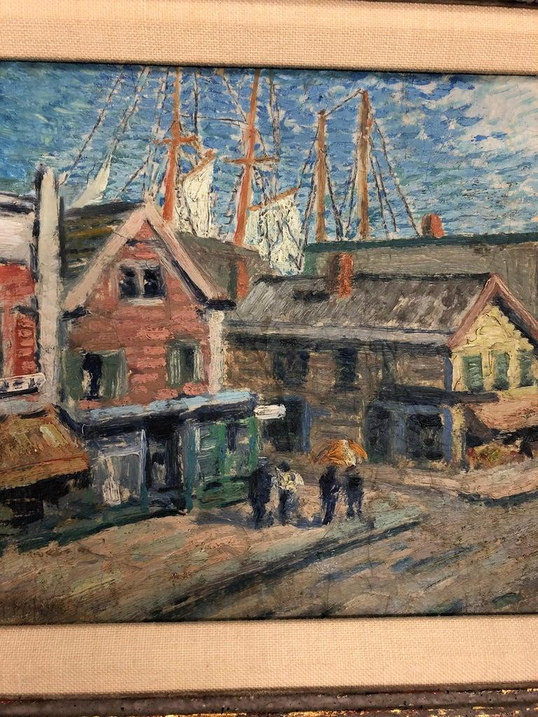 Whitney Myron Hubbard Main Street Greenport L.I. New York For Sale 1