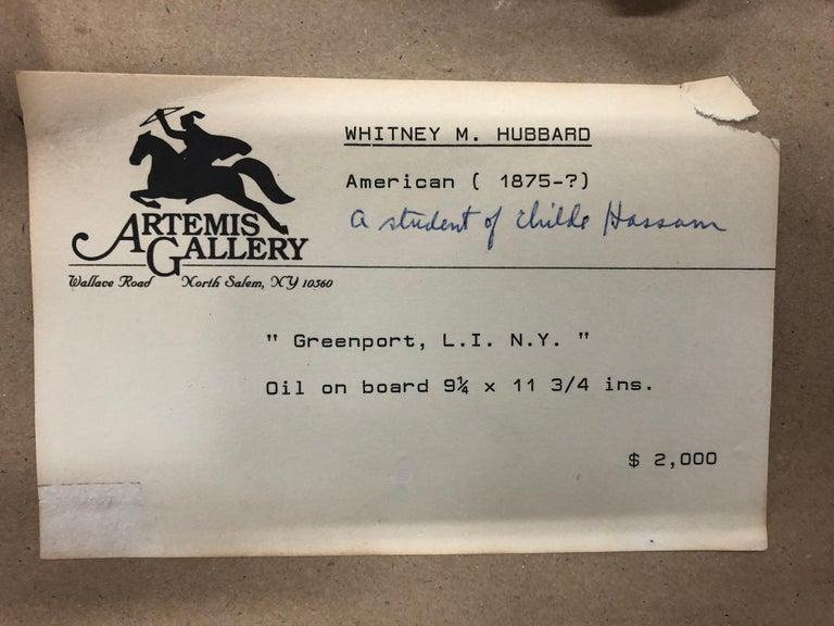 Whitney Myron Hubbard Main Street Greenport L.I. New York For Sale 4