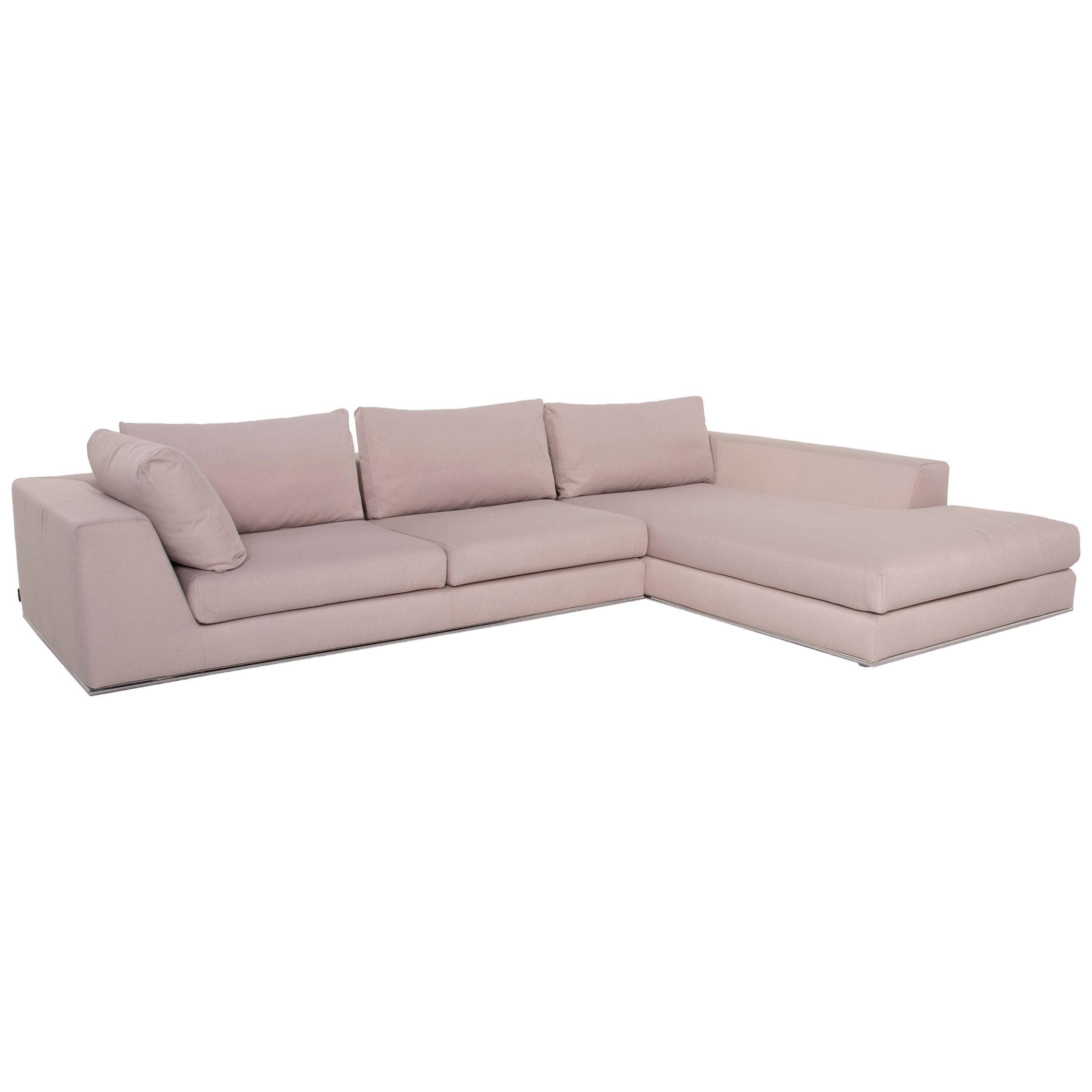 Who's Perfect La Nuova Casa Liverpool Fabric Sofa Beige