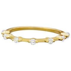 Wide Band Ring Gold Wedding Ring Wedding Band 14 Karat Gold