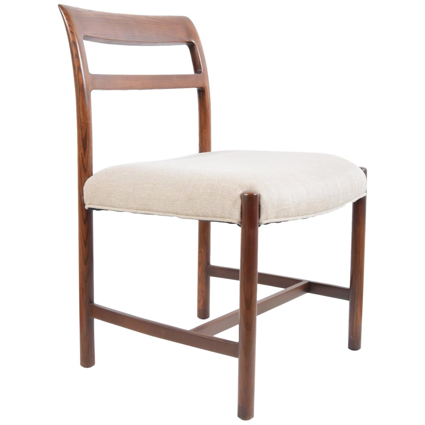Wide Side Chair by Roger Sprunger