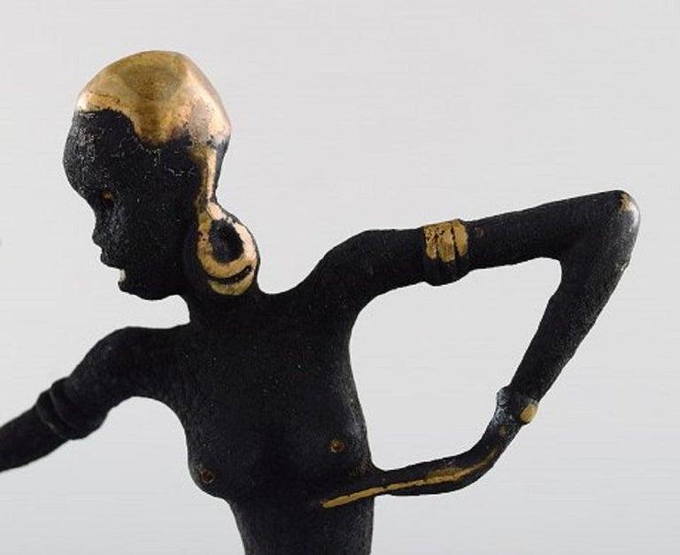 Wiener Bronze, Rare Art Deco