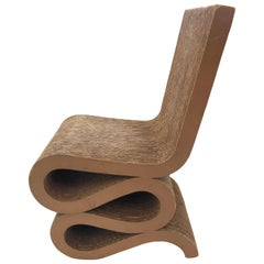 Wiggle Chair by Frank O. Gehry