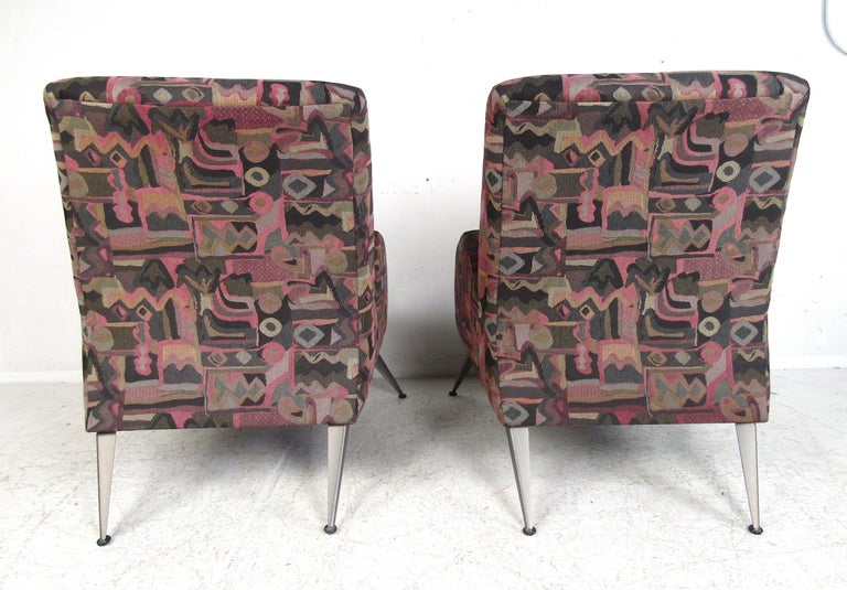 20th Century Wild Contemporary Italian Modern Lounge Chairs For Sale