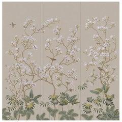 Wild Magnolia Bush Wallpaper