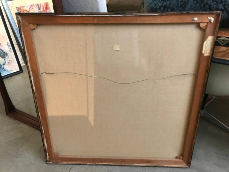 Wilfred Machin 1966 Magna Plastic Yin Yang For Sale 3
