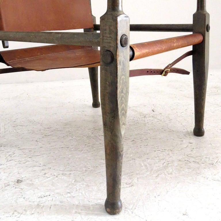 Wilhelm Kienzle Safari Chair, 1950 For Sale 1
