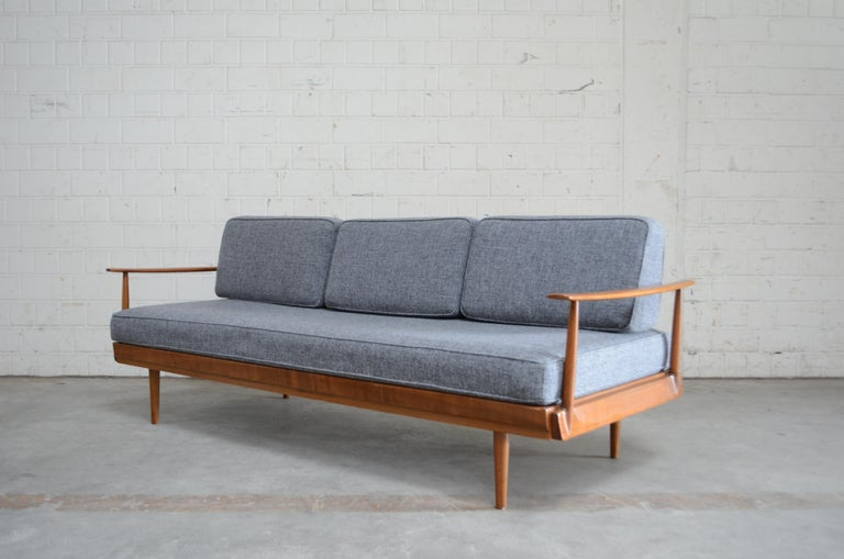 Wilhelm Knoll Antimott Daybed Sofa For Sale 7