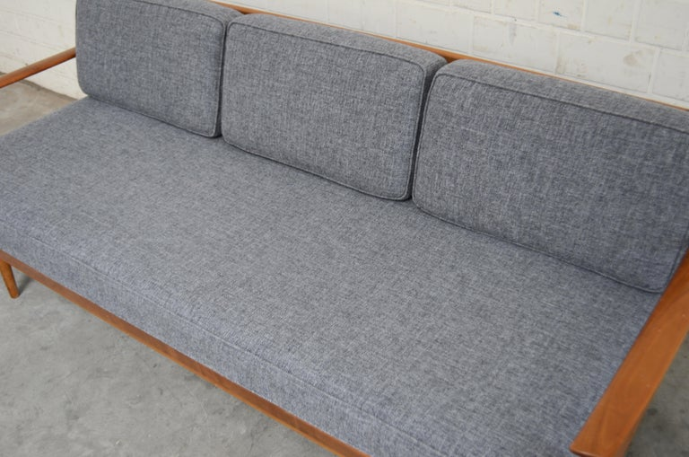 German Wilhelm Knoll Antimott Daybed Sofa For Sale