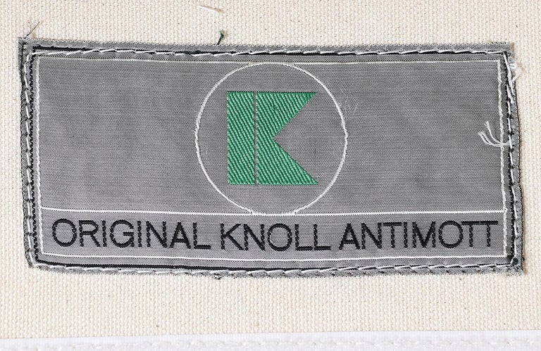 Wilhelm Knoll Convertible Sofa / Daybed for Antimott Knoll For Sale 6