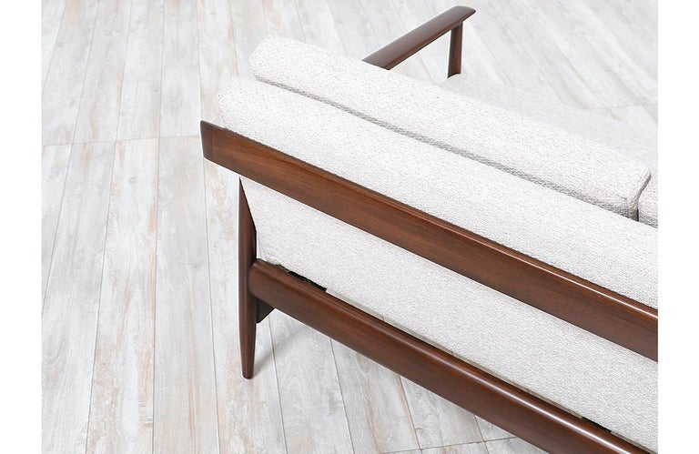 Wilhelm Knoll Convertible Sofa / Daybed for Antimott Knoll For Sale 1