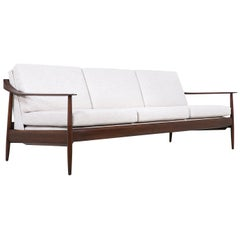 Wilhelm Knoll Convertible Sofa / Daybed for Antimott Knoll