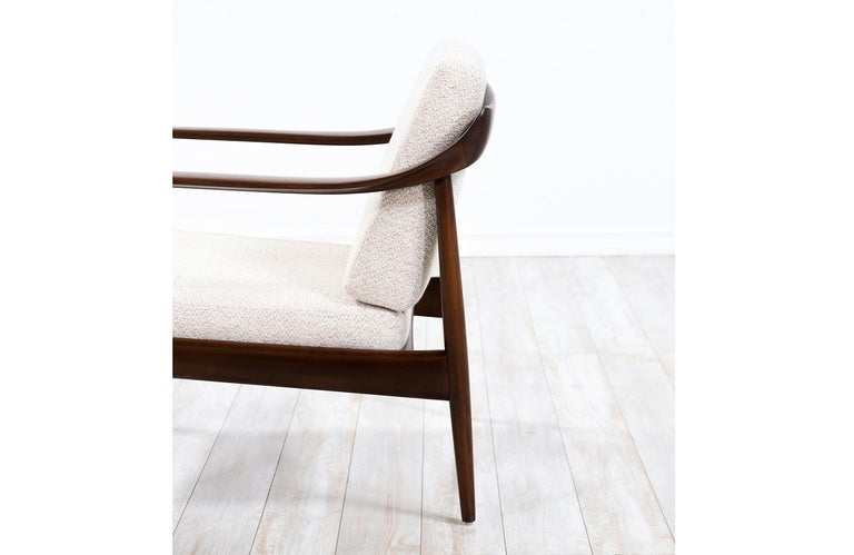 Wilhelm Knoll Lounge Chairs for Antimott Knoll 4
