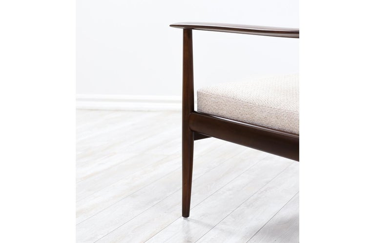 Wilhelm Knoll Lounge Chairs for Antimott Knoll 6