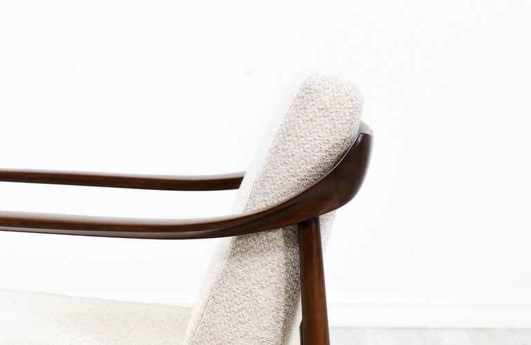 Wilhelm Knoll Lounge Chairs for Antimott Knoll 7