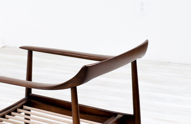 Wilhelm Knoll Lounge Chairs for Antimott Knoll 8