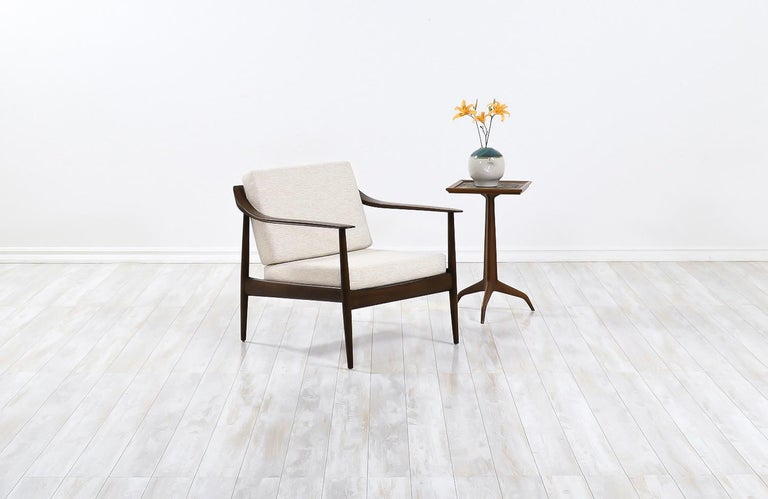 Wilhelm Knoll lounge chairs for Antimott Knoll.