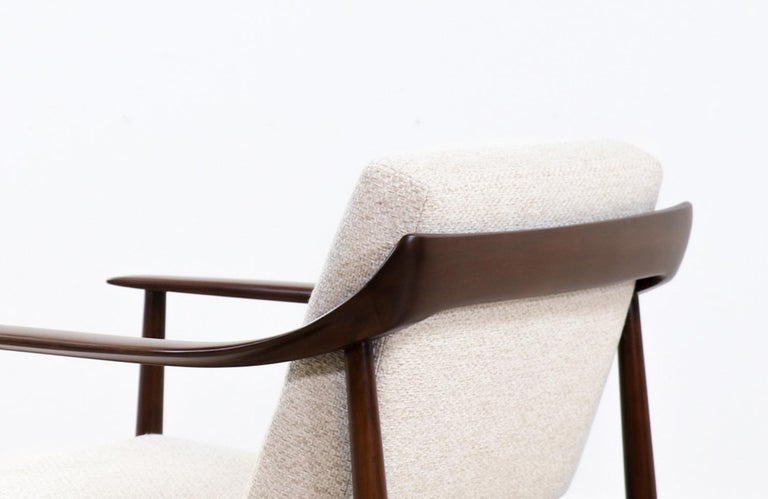 Wilhelm Knoll Lounge Chairs for Antimott Knoll 1