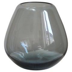 Wilhelm Wagenfeld, Small Vase, Glass, WMF, Germany, 1950s