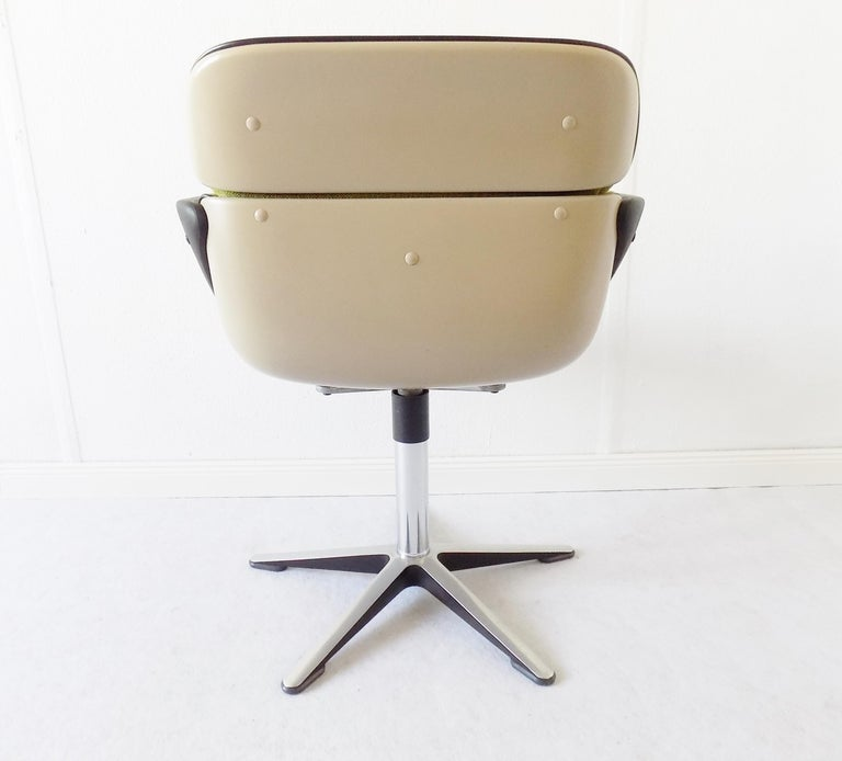 Wilkhahn Chair Model 190 by Hans Roericht, Set of 4 Chairs, German, Midcentury 10