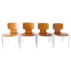 Wilkhahn Conference Chairs set of 4