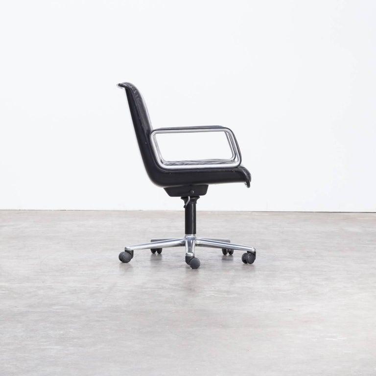 Aluminum Wilkhahn Delta Series Office Chair Set Of Four For