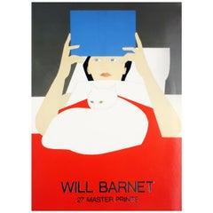 "Will Barnet ""27 Master Prints"" Book"