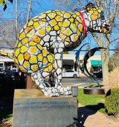 Artie - Pitbull/Boxer - Sculpture