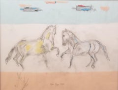 Horse Dance Drawing
