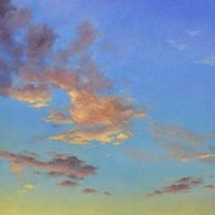 Brilliant Sky / oil on canvas