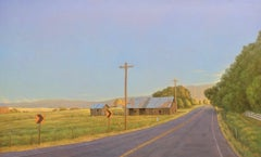 Highway 1 / oil on canvas