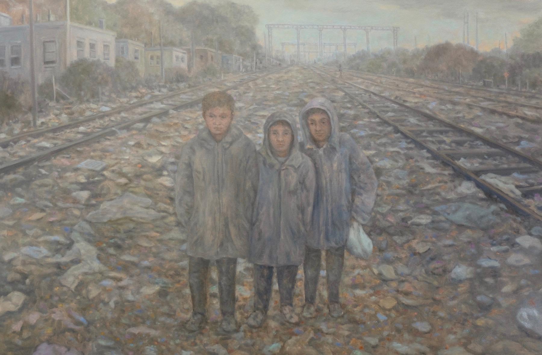 Willard Dixon Figurative Paintings