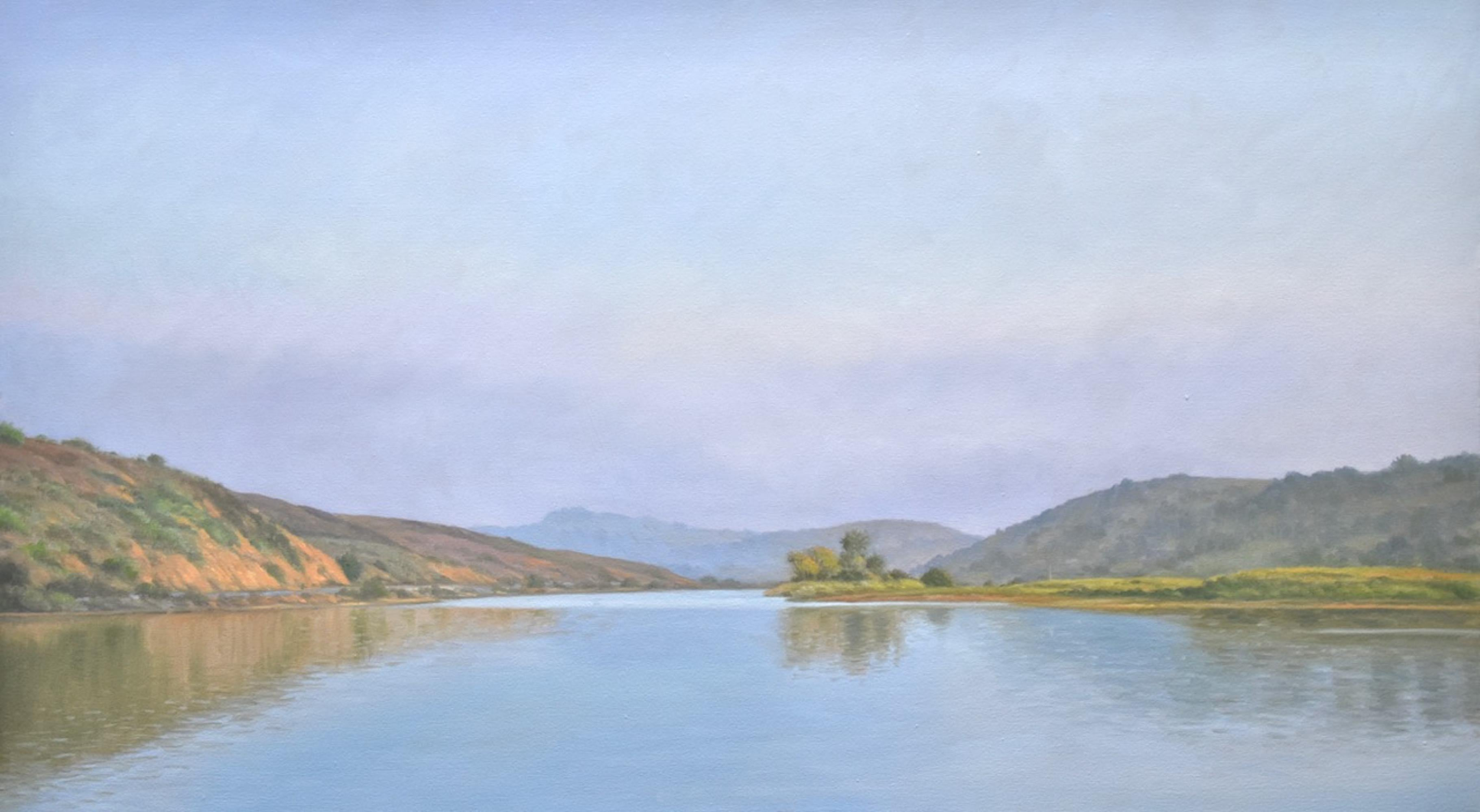 Russian River at Jenner
