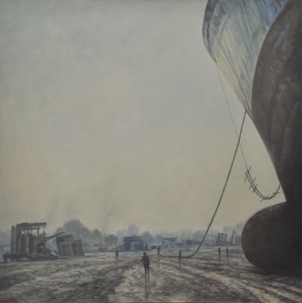 Willard Dixon Portrait Paintings