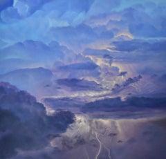 Storm Source / lightning sky