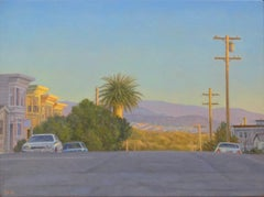 The Avenues / 18 x 24 inch oil on canvas