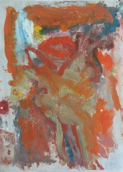 Untitled (c. 1970s and signed 'de Kooning')