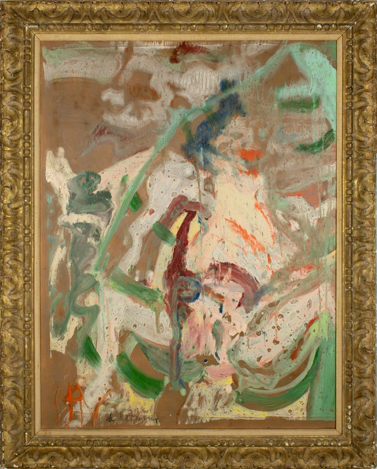 A painting by Willem de Kooning.