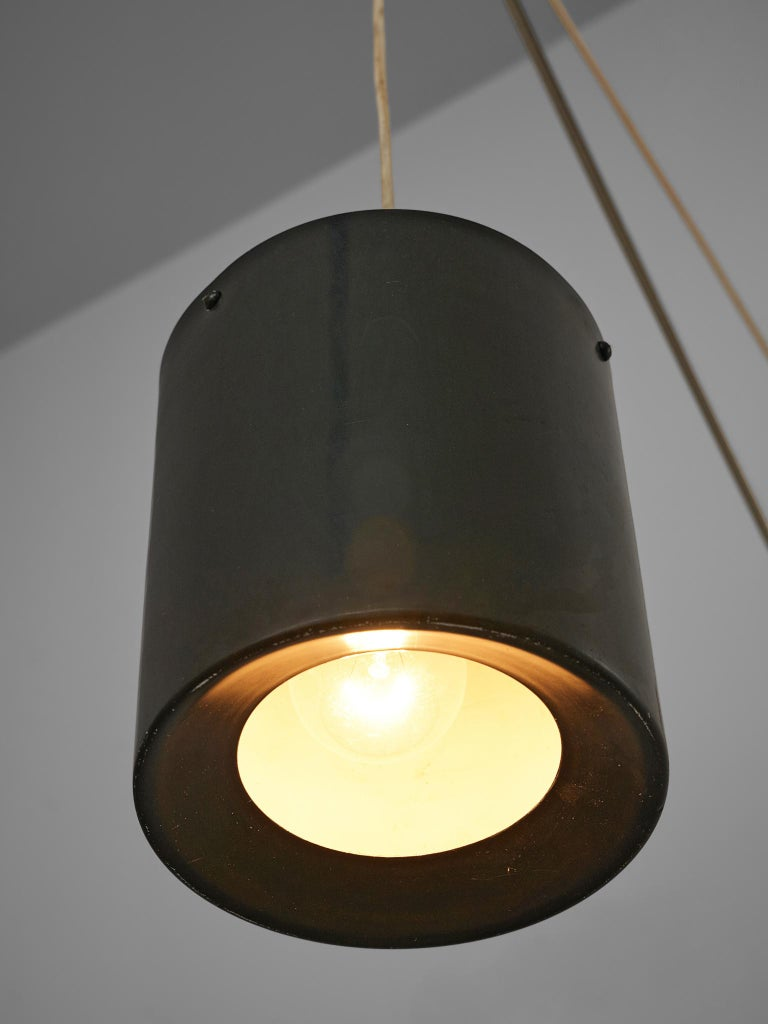Willem Hagoort Wall Lamp 'Arc' In Good Condition For Sale In Waalwijk, NL