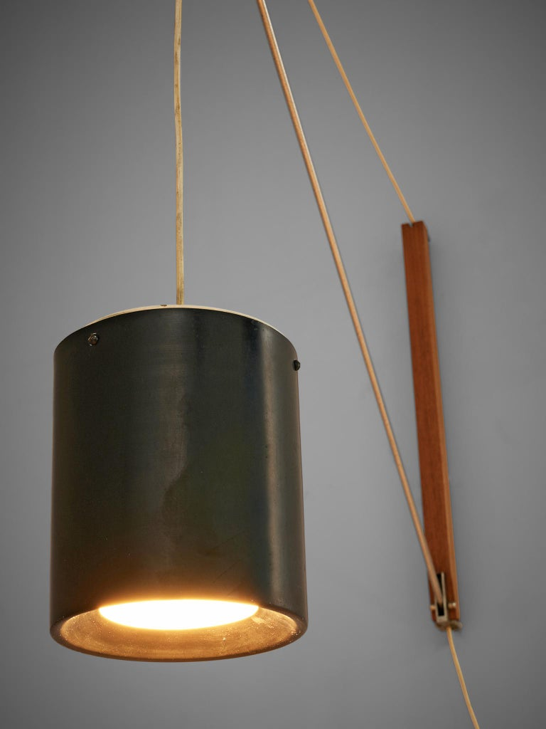 Willem Hagoort Wall Lamp 'Arc' For Sale 2