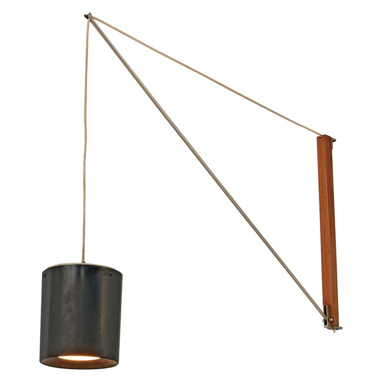 Willem Hagoort Wall Lamp 'Arc' For Sale