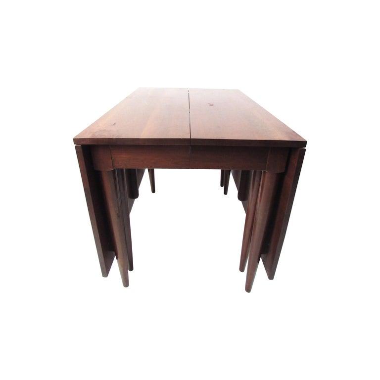 Drop Leaf Dining Table, Drop Leaf Dining Room Table
