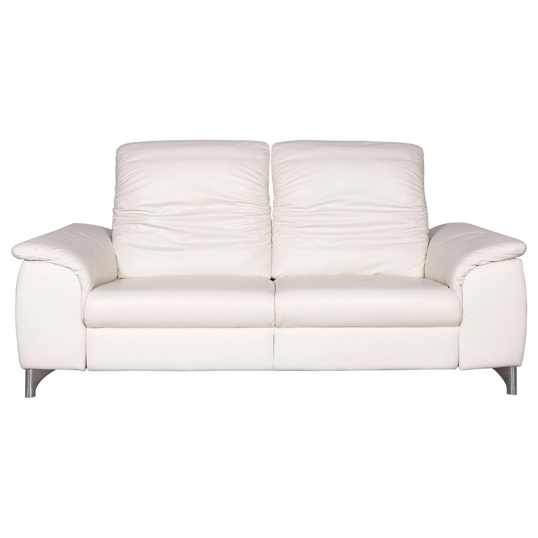 Amazing Ewald Schillig Designer Leather Sofa Blue Genuine Leather Two Seat Couch Forskolin Free Trial Chair Design Images Forskolin Free Trialorg