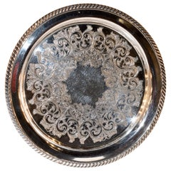 William A. Rogers Silverplate Tray