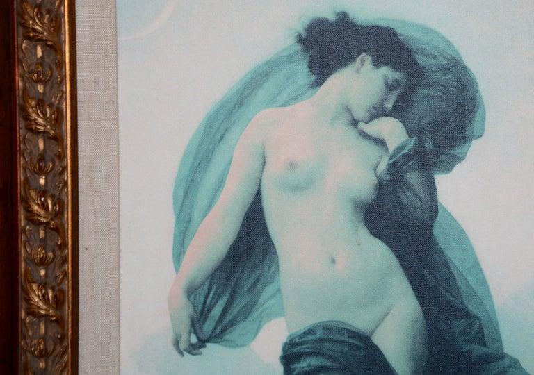 Art Nouveau William-Adolphe Bouguereau French Mystical